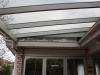 sunglaze roof 150mm aluminium rafters
