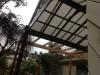 verandah roof & open pergola
