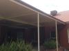 stratco flat deck verandah
