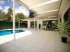 stratco flat around pool